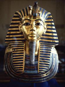 Death Mask of Tutankhamen