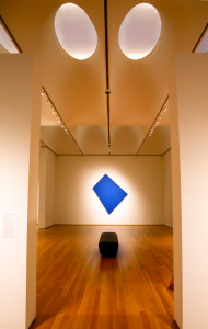 Blue Panel Ellsworth Kelly, American, 1980 (oil on canvas) North Carolina Museum of Art, Raleigh