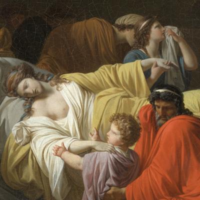 Death of Alcestis