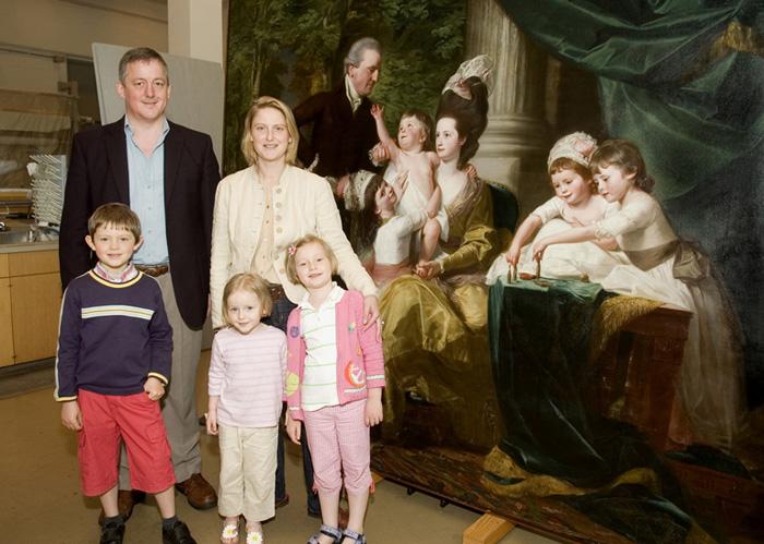 Pepperrell Family